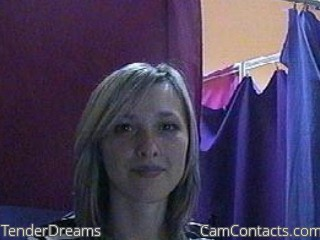 Start VIDEO CHAT with TenderDreams