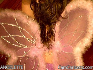 Start VIDEO CHAT with ANGELETTE