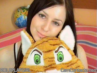 Start VIDEO CHAT with ROLEPLAYGIRL