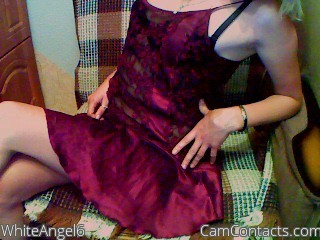 Start VIDEO CHAT with WhiteAngel6