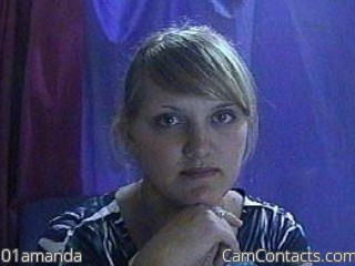 Start VIDEO CHAT with 01amanda