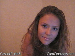 Start VIDEO CHAT with CasualCutie5