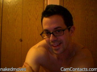 Start VIDEO CHAT with nakedmoves