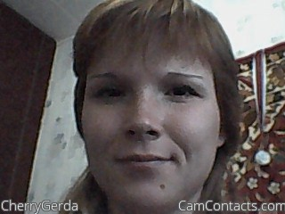 Start VIDEO CHAT with CherryGerda