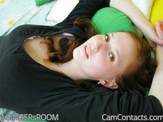 Start VIDEO CHAT with 1GINGERsROOM