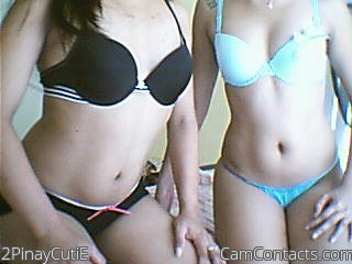 Start VIDEO CHAT with 2PinayCutiE