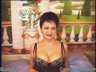 Start VIDEO CHAT with BustyWife
