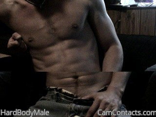 Start VIDEO CHAT with HardBodyMale