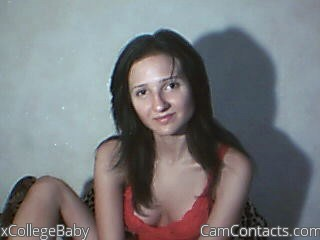 Start VIDEO CHAT with xCollegeBaby