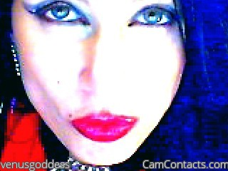 Start VIDEO CHAT with venusgoddess
