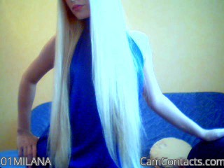 Start VIDEO CHAT with 01MILANA