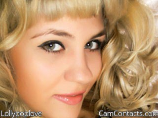 Start VIDEO CHAT with Lollypoplove