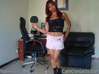 Start VIDEO CHAT with Nanina