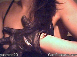 Start VIDEO CHAT with yasmine20