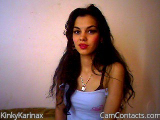 Start VIDEO CHAT with KinkyKarinax