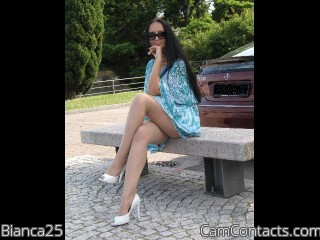 Start VIDEO CHAT with Bianca25