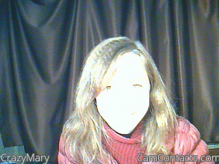 Start VIDEO CHAT with CrazyMary