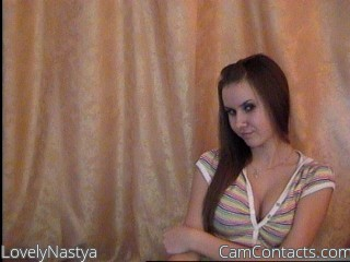 Start VIDEO CHAT with LovelyNastya