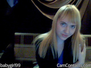 Start VIDEO CHAT with babygirl99