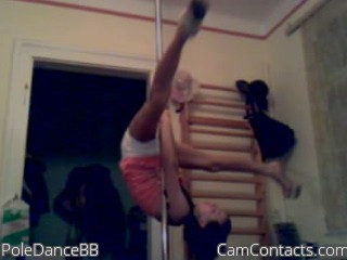 Start VIDEO CHAT with PoleDanceBB