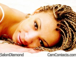 Start VIDEO CHAT with SalonDiamond