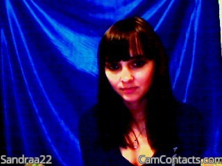 Start VIDEO CHAT with Sandraa22