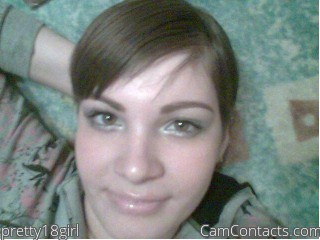 Start VIDEO CHAT with pretty18girl