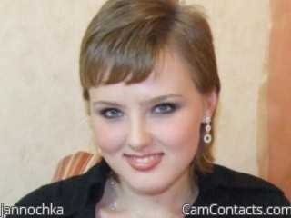Start VIDEO CHAT with jannochka