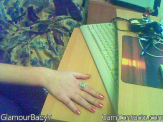 Start VIDEO CHAT with GlamourBaby7