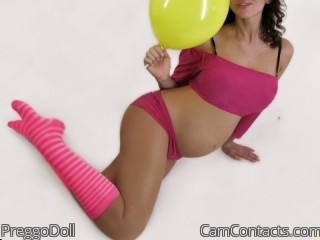 Start VIDEO CHAT with PreggoDoll