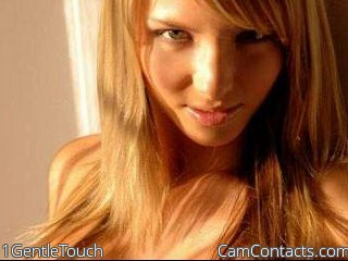 Start VIDEO CHAT with 1GentleTouch