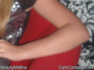 Start VIDEO CHAT with BeautyMalina