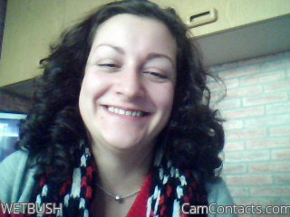 Start VIDEO CHAT with WETBUSH