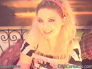 Start VIDEO CHAT with SweetYeva