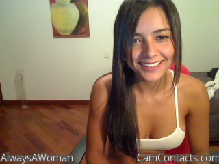 Start VIDEO CHAT with AlwaysAWoman
