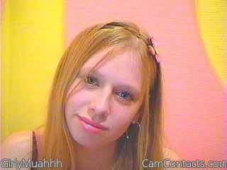 Start VIDEO CHAT with GirlyMuahhh