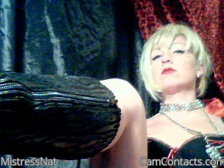 Start VIDEO CHAT with MistressNat