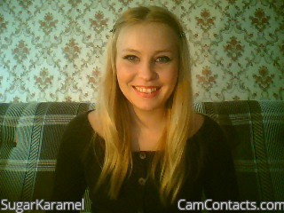 Start VIDEO CHAT with SugarKaramel