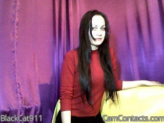 Start VIDEO CHAT with BlackCat911