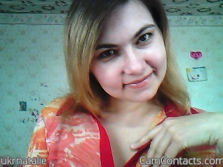Start VIDEO CHAT with ukrnatalie