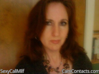 Start VIDEO CHAT with SexyCaliMilf