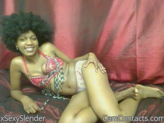 Start VIDEO CHAT with xSexySlender