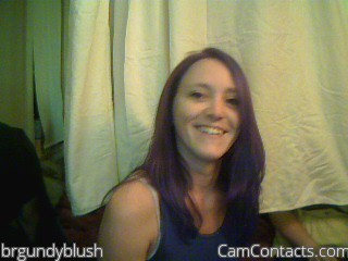 Start VIDEO CHAT with brgundyblush