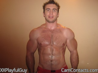 Start VIDEO CHAT with XXPlayfulGuy