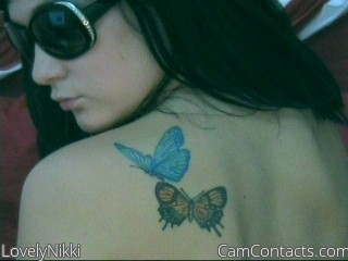 Start VIDEO CHAT with LovelyNikki