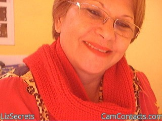 Start VIDEO CHAT with LizSecrets