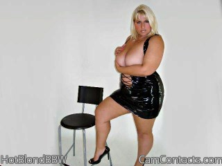 Start VIDEO CHAT with HotBlondBBW