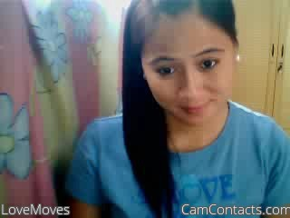 Start VIDEO CHAT with LoveMoves