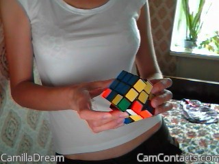 Start VIDEO CHAT with CamillaDream