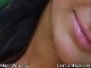 Start VIDEO CHAT with MagicWomanZ